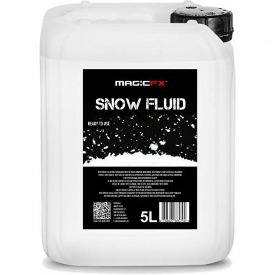 Sneeuw/schuimvloeistof